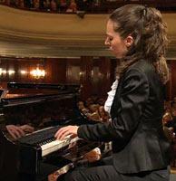 Лауреатом конкурса имени Фредерика Шопена стала российская пианистка